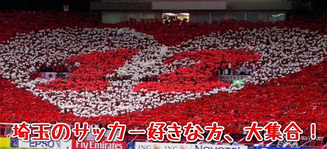 サッカー 埼玉
